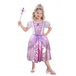 Prinsessklänning med tillbehör