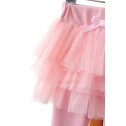 Prinsesskjol med leggings