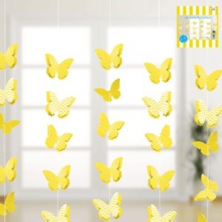 Girlang/draperi Fjärilar