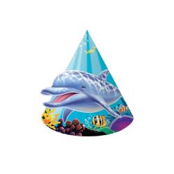 Partyhattar Havets Vänner