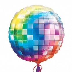 Folieballong Discokula