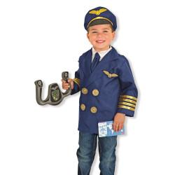 Utklädnad Pilot