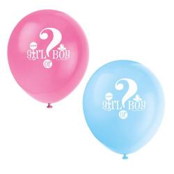Babyshower Ballonger