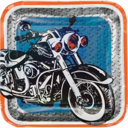 Motorcykel Tallrikar