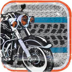 Motorcykel Assietter