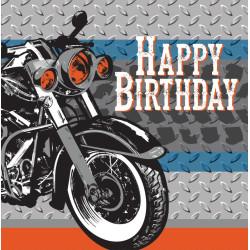 Motorcykel Servetter