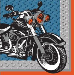 Motorcykel Kaffeservetter