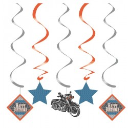 Motorcykel Girlanger