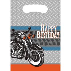 Motorcykel Godispåsar