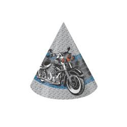 Motorcykel Partyhattar