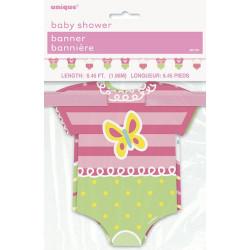 Babyrosa Baby Banner