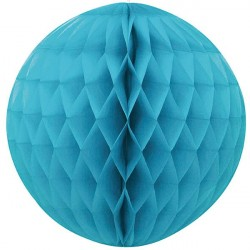 Honeycomb Teal