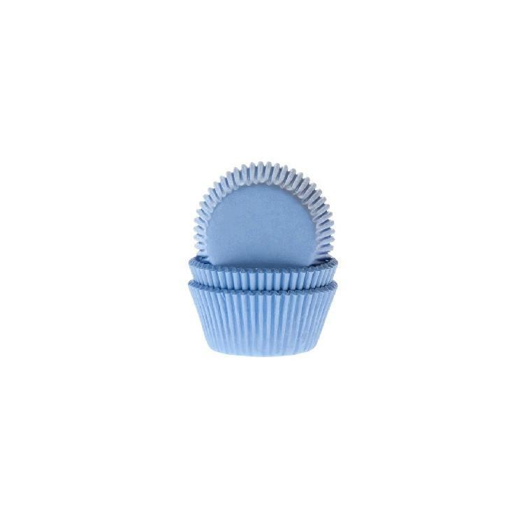 Muffinsformar Ljusblå
