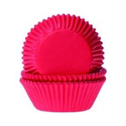 Muffinsformar Hot Pink