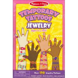 Tatueringar Smycken 132st