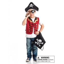 Pirat Utkädnadskit med påse