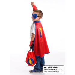 Super Hero Utklädningskit i påse