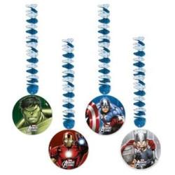 Avengers Heroes Hängdekorationer