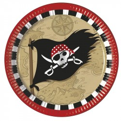 Pirat Tallrik