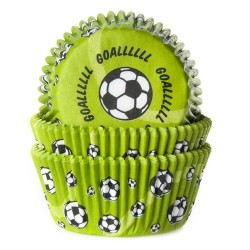 Muffinsform Fotboll