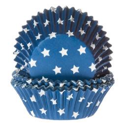Muffinsformar Stjärnor