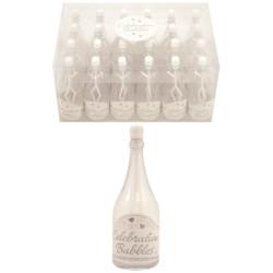 Bröllopsbubblor Champagne Vita 24 st