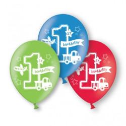 Ballonger Bilar och Fordon