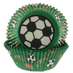 Muffinsformar Fotboll Goal