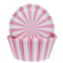 Muffinsformar Rosa Cirkus