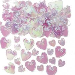 Loving Hearts Konfetti Skimmer