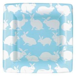 Blue Rabbit Assietter