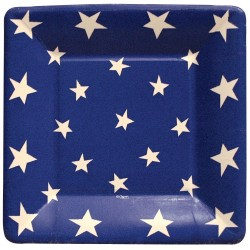 Stars and Stripes Assietter