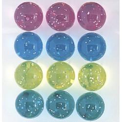 Studsboll Glitter