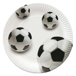 Fotboll Tallrik