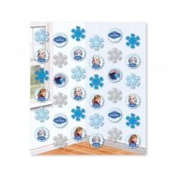 Girlangdraperi Frost 6 pack
