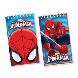 Spindelmannen Anteckningsbok 12 pack