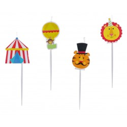 Fisher Price Cirkus Tårtljus