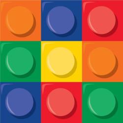 Lego Kaffeservetter