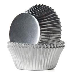 Muffinsformar Silver