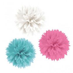 Dekorationsbollar Pom Poms