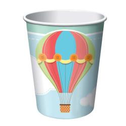 Pappersmuggar Luftballong