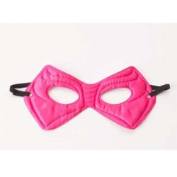 Superhero Mask Rosa/Hotpink Vändbar