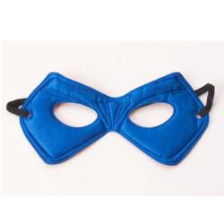 Superhero Mask Röd/Blå