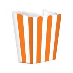 Popcornbox Liten Orange