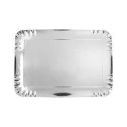Uppläggningsfat Silver Mini 5-pack