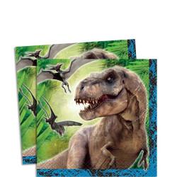 Jurassic World Servetter