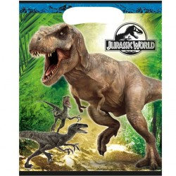Jurassic World Klistermärken