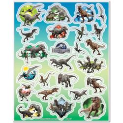 Jurassic World Klistermärken 96 st