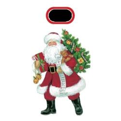 Kalaspåsar Jultomte