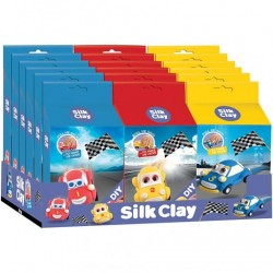 Funny Cars Silk Clay